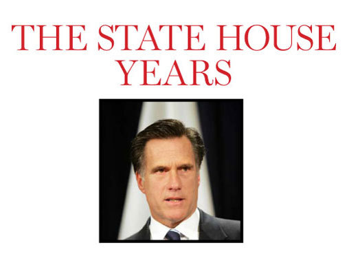 The State House Years