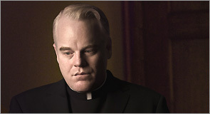 Philip Seymour Hoffman in 'Doubt'
