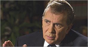 Frank Langella in 'Frost/Nixon'