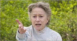 Helen Mirren in 'The Last Station'