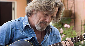 Jeff Bridges in 'Crazy Heart'