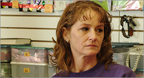 Melissa Leo in 'Frozen River'