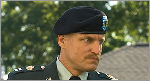 Woody Harrelson in 'The Messenger'