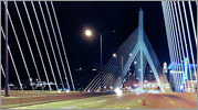 Zakim Bridge panorama