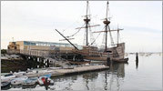 The Mayflower Panorama