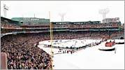 Winter Classic at Fenway Park
