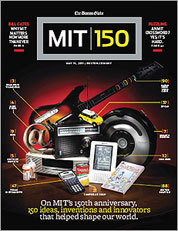 MIT 150: 150 ideas, inventions, and innovators from the Massachusetts Institute of Technology that helped shape our world