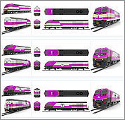 Cast your vote for a new look for new locomotives
