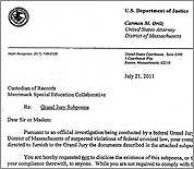 Document: Read the federal subpoena