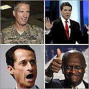 Worst political gaffes