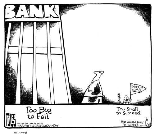 The Ink Tank: A daily roundup of editorial cartoons