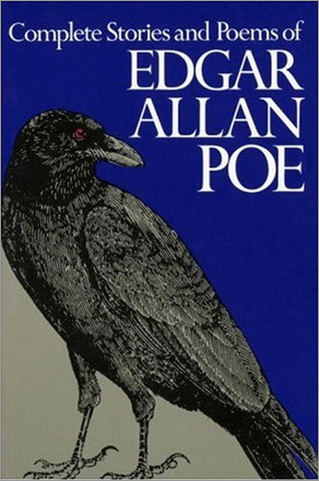 "Complete Stories and Poems of Edgar Allan Poe This collection from the all-time master of the macabre contains Poe's dark poem ""The Raven,"" a Halloween classic about a gloomy man's bizarre encounter with an ""ebony bird."" You can also read heart-stopping horror stories such as ""The Pit and the Pendulum,"" ""The Black Cat,"" and ""The Tell-tale Heart."" In this last story, the unnamed narrator murders an old man simply because ""he had the eye of a vulture."" In Poe's autumnal world, every night seems dark and gloomy and his many stories reflect a morbid sensibility that's frightening any day of the year, especially on Halloween."