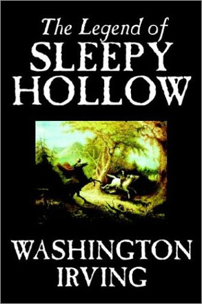 "The Legend of Sleepy Hollow by Washington Irving In this famous ghost story of early 19th-century America, Irving takes us to the quiet hamlet of Tarry Town, New York, where horror breaks out one fall evening. After skinny, socially awkward, and highly superstitious school teacher Ichabod Crane leaves a house party, he's pursued across Sleep Hollow by a headless horseman who rides ""in nightly quest of his [lost] head."" Crane is never seen again, writes Irving, and the Tarry Town locals ""maintain to this day that Ichabod was spirited away by supernatural means."" A scary, dramatic story that evokes a bygone era."