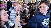 """'Scrubs"""" star Zach Braff was at Clark University in Worcester"""