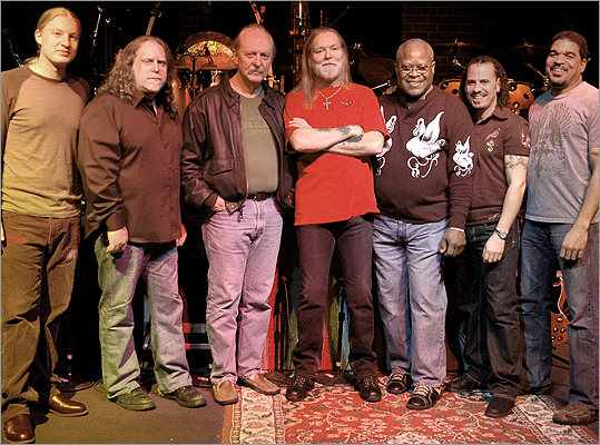 Since their first show in 1969, The Allman Brothers Band has dominated the Southern rock music scene with a running total of 18 albums, Grammy nominations and awards, and more. Relive the band's 40-plus years of greatness this Friday with Boston.com's $20 Tuesdays, courtesy of Live Nation . Not sure the band still has it? Check out five reasons why The Allman Brothers are just as awesome now as they were in the '70s then buy your tickets here .