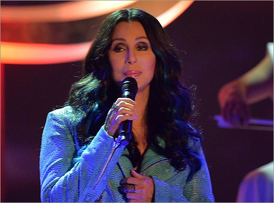 "It comes as no surprise that Cher, the Grammy award-winning, multi-platinum powerhouse, has titled her latest tour ""Dressed to Kill."" For nearly 50 years, Cher has not only dominated the pop music scene, but has given the fashion industry a run for its money. From extra-wide bellbottoms and fringed suede vests in the '60s, bedazzled gowns and Afros in the '70s, to leather, glam-rock numbers in the '80s and '90s, it's safe to say Cher's eclectic style has been her music career's hottest accessory. Click through the gallery to watch Cher evolve as a musician and style icon."