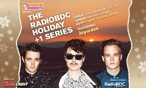 Holiday +1 Series featuring Joywave