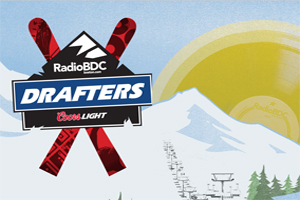 RadioBDC Coors Light Drafters