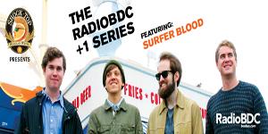 RadioBDC +1 Series with Surfer Blood