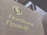 Bank of America to Buy FleetBoston