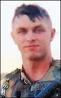 Sergeant Nicholes Golding