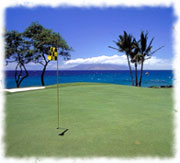 There are few places on earth as perfect for golf as Hawaii, with its dramatic topography, ideal growing conditions for lush green fairways and flowering vegetation, and year-round balmy weather. There are more than 80 courses on six idyllic islands, with locations ranging from upcountry rainforests to coral sea cliffs and sandy beaches. Most of the island courses would be in the running for best view because the Pacific Ocean is a constant backdrop almost anytime you climb above sea level. Naming other bests is much harder, because the world's greatest golf architects have long been at work here, creating course after course--all demanding superlatives. Courtesy of BestPlacesHawaii.com
