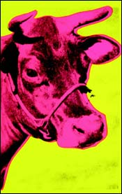 A Warhol painting
