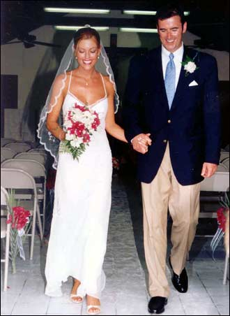 Tiffany Anne Fiddes and Joseph Bartholomew Dowd, Jr. were married on August 27, 2004 in the picturesque Turks and Caicos Islands, British West Indies.