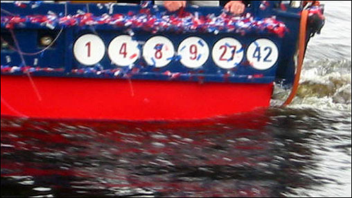 Jason Zaremski and Jolie and Deb Siegel think this photo of the Sox' retired numbers ''would look great on Boston.com.'' We totally agree.