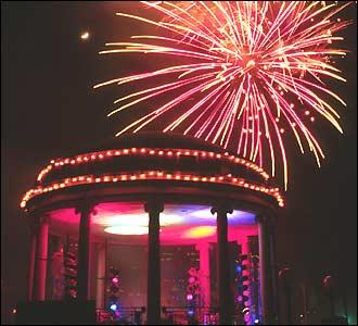 'Boston's Family Fireworks Celebration