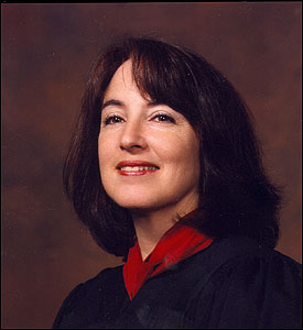 US JUDGE NANCY GERTNER: 'We will be reasonable'