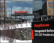 Raytheon stock options