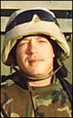 Air Force Staff Sgt. DUSTIN W. PETERS Died July 11, 2004