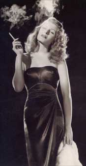 Rita Hayworth in 'Gilda,' 1946.
