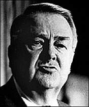 Former Attorney General Edwin Meese, who promoted the idea of ''original intent'' in a series of documents written by the Justice Department in the Reagan era.