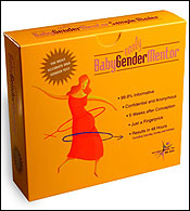 The Baby Gender Mentor test costs $275.