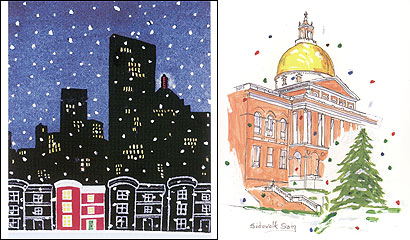 rosies place holiday cards