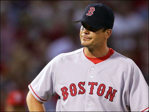 Reliever Matt Mantei was not offered salary arbitration by the Red Sox.