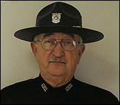 James Sell retired in 2000 from police in Blytheville, Ark.