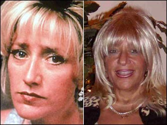 Linda Consolo of Revere sent in this photo of her sister-in-law, Carol Consolo of Somerville, who many think looks like Tony's wife, Carmela.