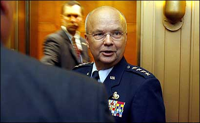 General Michael Hayden, nominated to be the next CIA chief, said yesterday, 'Everything the NSA does is lawful.'