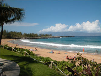1 - Fleming Beach Park - Maui Hawaii