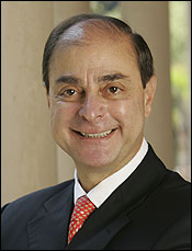 Joseph Aoun was raised in Lebanon and earned a doctorate at MIT.