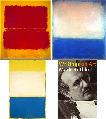 ''I realize that historically the function of painting large pictures is something very grandiose and pompous,'' Rothko wrote in 1951. ''The reason I paint them however. . . is precisely because I want to be intimate and human.''
