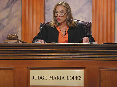 Former Massachusetts Superior Court judge Maria Lopez