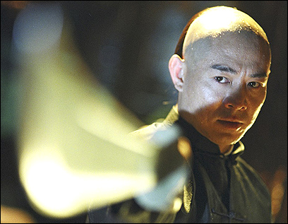 Jet Li stars as Wushu master Huo Yuanjia in his final martial arts epic, 'Fearless.'