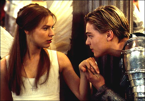 leonardo dicaprio romeo juliet. William Shakespeare#39;s Romeo +
