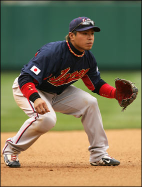 Published reports out of Japan have suggested the Sox have an interest in Iwamura, who has won five Gold Gloves and in each of the last three seasons has batted .300 with 30 or more home runs. Teams have until 5 p.m. Friday to bid on Iwamura.