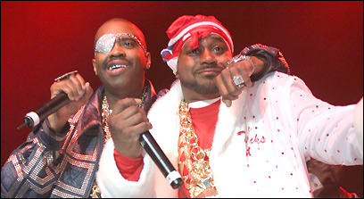 Ghostface Killah with Slick Rick