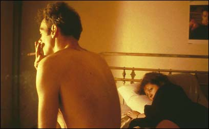 'Nan and Brian in Bed, NYC, 1983'